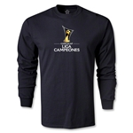 CONCACAF Champions League LS T-Shirt (Black)
