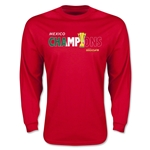 Mexico Champions LS T-Shirt (Red)
