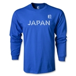 FIFA Confederations Cup 2013 Japan LS T-Shirt (Royal)