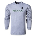 FIFA Confederations Cup 2013 Mexico LS T-Shirt (Grey)