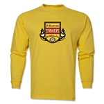Ft. Lauderdale Strikers LS T-Shirt (Yellow)