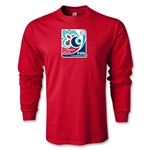 FIFA U-20 World Cup Turkey 2013 LS Emblem T-Shirt (Red)
