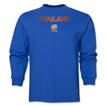 Thailand FIFA Women's World Cup Canada 2015(TM) LS T-Shirt (Royal)