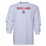 England FIFA Women's World Cup Canada 2015(TM) LS T-Shirt (White)