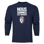 LOSC Lille We Are LS T-Shirt (Navy)