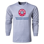 NSCAA LS T-Shirt (Gray)