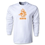 Netherlands LS T-Shirt (White)