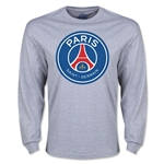 Paris Saint-Germain LS T-Shirt (Gray)