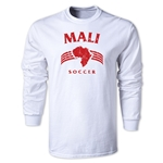 Mali LS Country T-Shirt (White)