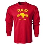 Togo LS Country T-Shirt (Red)