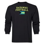 Bahamas LS Football T-Shirt (Black)