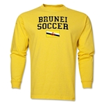 Brunei LS Soccer T-Shirt (Yellow)