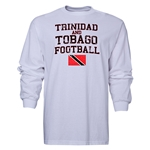 Trinidad & Tobago LS Football T-Shirt (White)