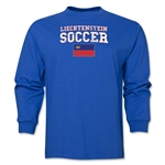 Liechtenstein LS Soccer T-Shirt (Royal)