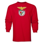 Benfica LS T-Shirt (Red)