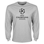 UEFA Champions League LS T-Shirt (Gray)
