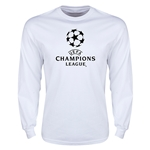 UEFA Champions League LS T-Shirt (White)