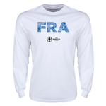 France Euro 2016 Element Long Sleeve T-Shirt (White)