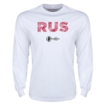 Russia Euro 2016 Element Long Sleeve T-Shirt (White)