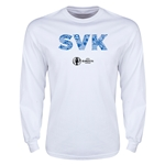 Sweden Euro 2016 Element Long Sleeve T-Shirt (White)