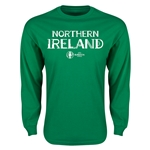 Northern Ireland Euro 2016 Core LS T-Shirt (Green)