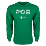 Portugal Euro 2016 Elements LS T-Shirt (Green)