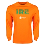 Ireland Euro 2016 Element Long Sleeve T-Shirt (Orange)