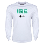 Ireland Euro 2016 Element Long Sleeve T-Shirt (White)