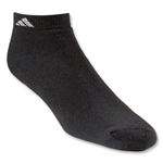 adidas 6-pack Low Cut Socks (Black)