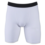 Svforza Men's Compression Short (White)