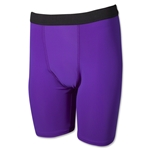 Men's Compression Short (Purple)