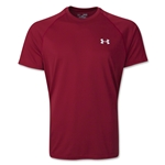 Under Armour Tech T-Shirt (Maroon)