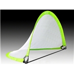 Kwik Goal Pop-Up Goal-Medium Hi-Vis-32'H x 48' x 32'B (Green)