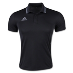 adidas Men's Condivo 16 Climalite Polo (Black)