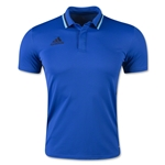 adidas Men's Condivo 16 Climalite Polo (Royal Blue)