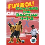 Coaching the Brazilian 442 Soccer DVD