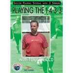 Playing the 1433 with Tony DiCicco