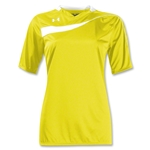 Under Armour Women's Chaos Jersey (Yl/Wh)
