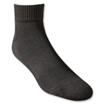 Pro Feet Pro Performance Multi-Sport Quarter Socks (Black)