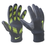 Nike Hyperwarm Field Player Glove (Dk Gray)