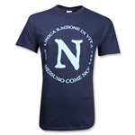 N is for Napoli T-Shirt (Navy)