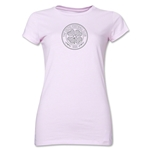 Celtic Junior Women's T-Shirt (Pink)
