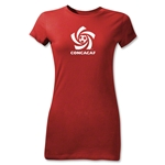 CONCACAF Junior Women's T-Shirt (Red)