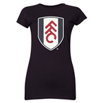Fulham Core Junior Women's T-Shirt (Black)