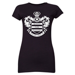 Queens Park Rangers Core Junior Women's T-Shirt (Black)