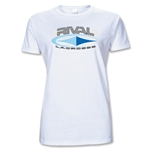 Rival Lacrosse Junior Women's T-Shirt (White)