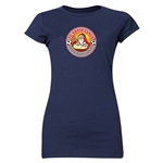FC Santa Claus Core Jr. Women's T-Shirt (Navy)