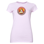 FC Santa Claus Core Jr. Women's T-Shirt (Pink)
