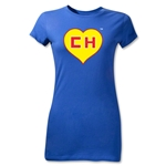 Chapulin Junior Women's T-Shirt (Royal)