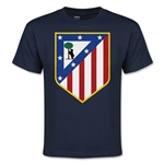 Atletico Madrid Core Youth T-Shirt (Navy)
